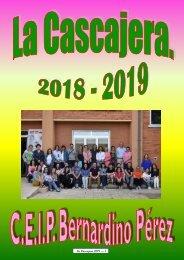 REVISTA CASCAJERA DEFINITIVA 2019