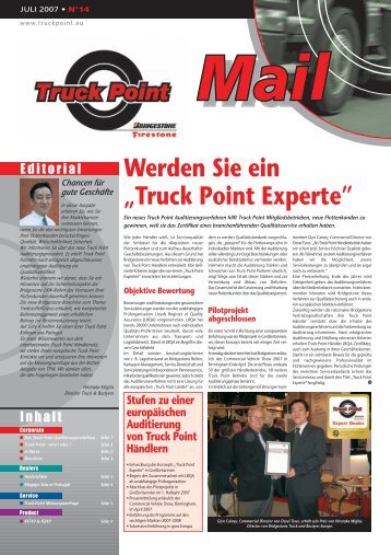 Truck Point Mail Nr.14