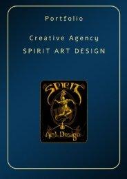 Portfolio Magazine: SPIRIT ART DESIGN