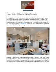 Best Kitchen Renovations Calgary