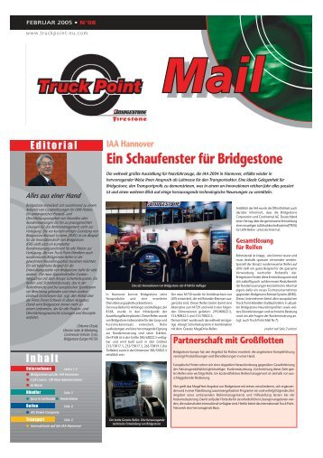 Truck Point Mail Nr.8