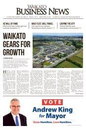 Waikato Business News August/September 2019