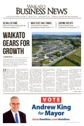 Waikato Business News August/September 2019