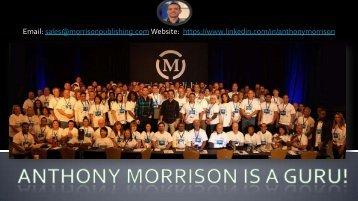 Anthony Morrison is a Guru | Linkedin