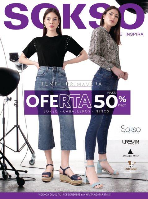 Sokso  - Ofertas Primavera 19 01