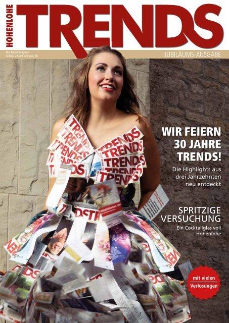 Hohenlohe Trends September 2019