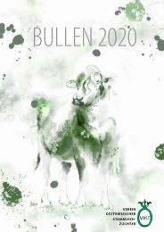 Bullenkatalog 2020