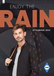 FARE Schirme /  Werbeartikel 2019