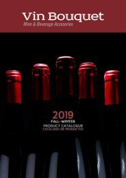 Vin Bouquet & Nerthus Fall Winter 2019 Catalogue