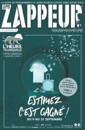 Le P'tit Zappeur - Tours #466