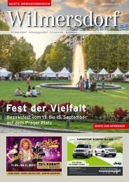 Gazette Wilmersdorf September 2019