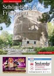Gazette Schöneberg & Friedenau September 2019