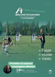 Målvaktscoachen broschyr 2019/20