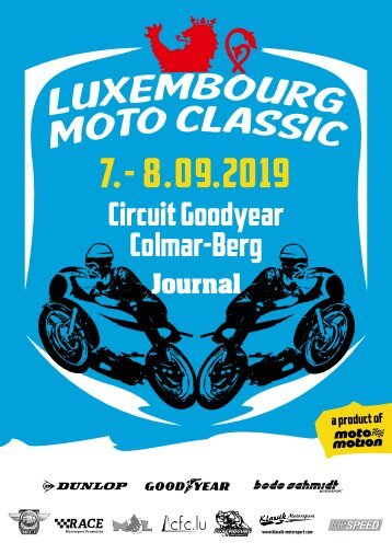 Programmheft Luxembourg 2019.3
