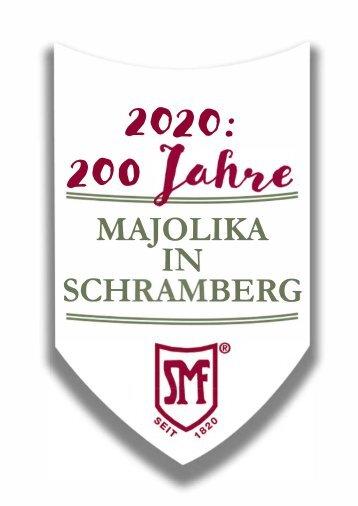 200 Jahre Majolika