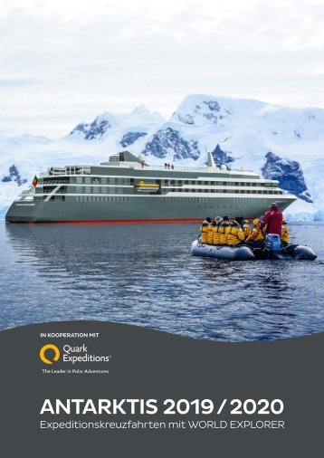 Antarktis 2019/2020