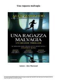 Scarica Una ragazza malvagia Libri Gratis (PDF, ePub, Mobi) Di Alex Marwood