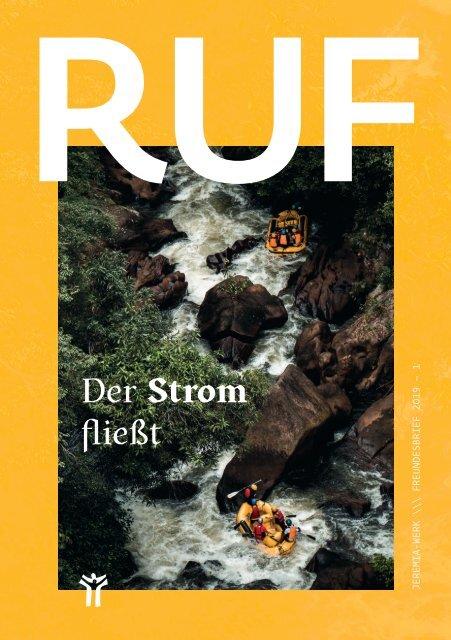 RUF \\\Freundesbrief 2019 – 1