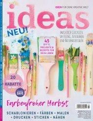 Ideas 03/19003 Blick ins Heft