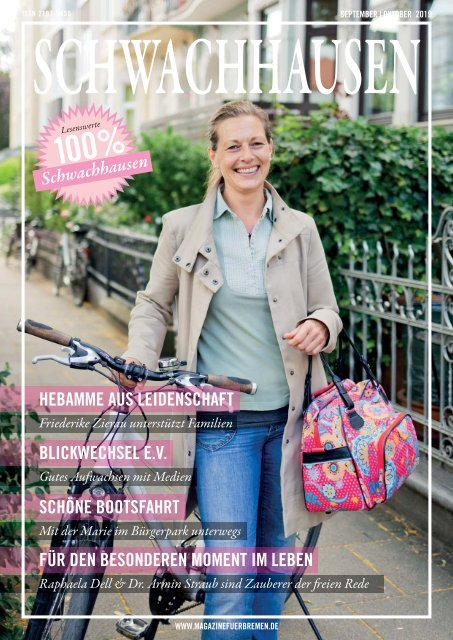 SCHWACHHAUSEN Magazin | September-Oktober 2019
