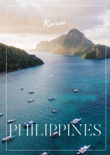 Philippine brochure