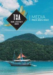 Travel & Hospitality Awards | Media Pack 2021/22 | www.thawards.com
