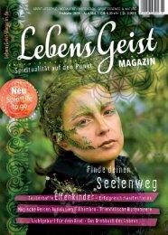 LebensGeist-Magazin 1. Ausgabe 2019