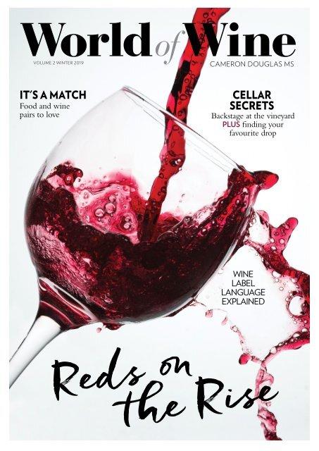 World Of Wine Winter 2019