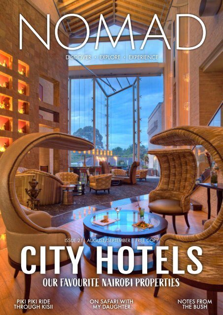 Nomad CIty Hotels