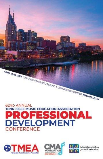 2019 TMEA Conference Program
