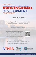 2019 TMEA Conference Program - Page 5