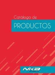 Catálogo productos 2020 Nika Editorial
