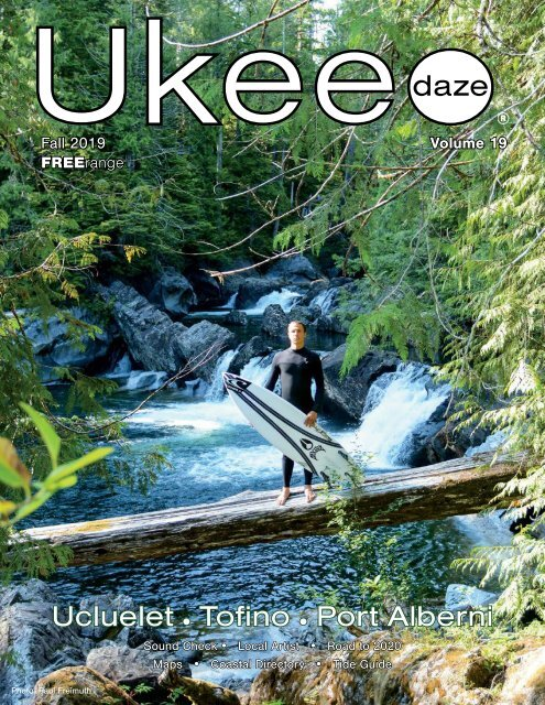 Ukeedaze Magazine - Volume 19 (Fall 2019)