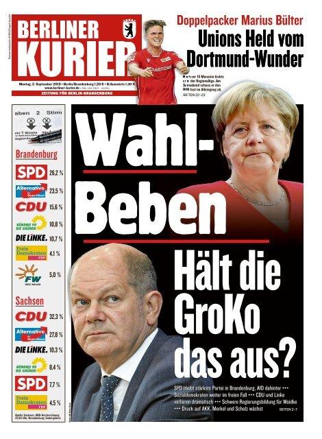 Berliner Kurier 02.09.2019