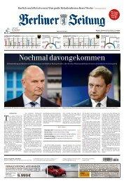 Berliner Zeitung 02.09.2019