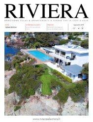 Riviera Sélections - Septembre 2019