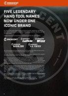Crescent - Brochure - Hand tools - 2018 (EN) - Page 2
