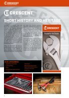 Crescent - Brochure - Hand tools - 2018 (EN) - Page 4