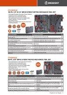 Crescent - Brochure - Hand tools - 2018 (EN) - Page 5