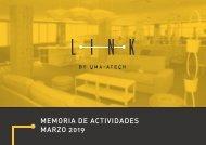 Memoria Marzo 2019