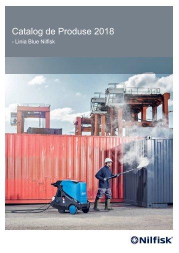 Nilfisk - Catalog - Linia Blue - 2018 (RO)