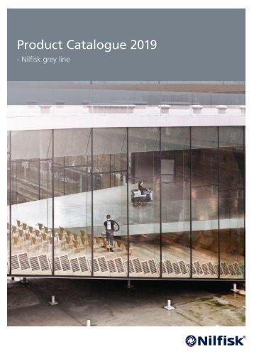 Nilfisk - Catalogue - Grey Line - 2019 (EN)