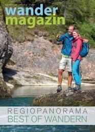 Best of Wandern – Wandermagazin 204