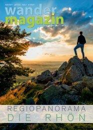 Die Rhön – Wandermagazin 204