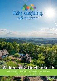 Siegerland-Wittgenstein – Waldmeer & QuellenReich