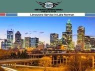 Lake Norman Limousine Service