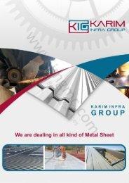Karim Industral Sheds & PEB Structures