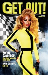 Get Out! GAY Magazine – Issue 434 September 4, 2019