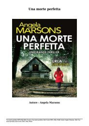 Scarica Una morte perfetta Libri Gratis (PDF, ePub, Mobi) Di Angela Marsons
