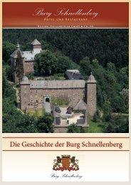 Chronik der Burg Schnellenberg